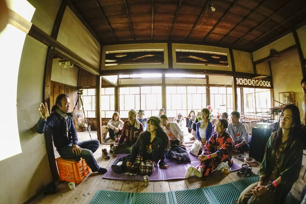 Intentional Community Hakone 1Year Aniv-01