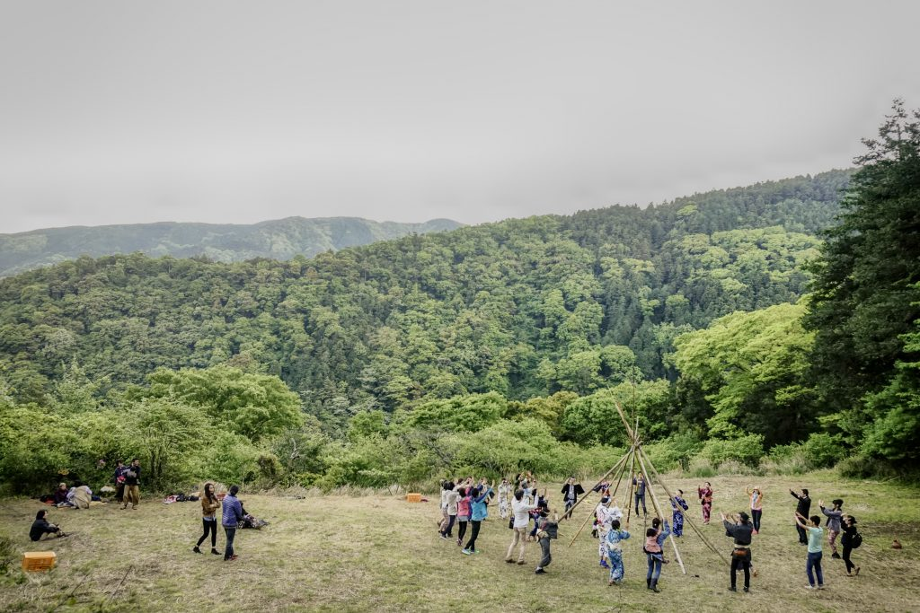 Intentional Community Hakone 1Year Aniv-27
